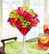 SANGRIA BOUQUET GFFG Arrangement