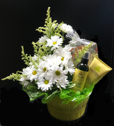 Daisy Bee Flower Bouquet