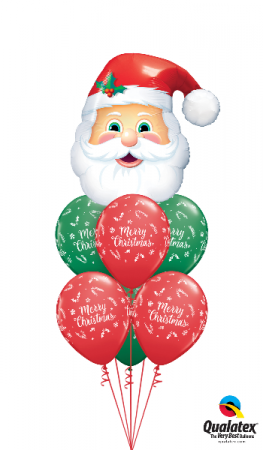 Santa is Coming to Town  Balloons