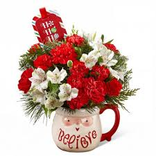 Santa Mug (pre-order special) Christmas Santa Mug in Mount Pearl, NL | Flowers With Special Touch