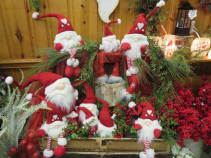 Santa Troll's Gift Item