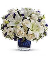 Sapphire Skies Bouquet Bouquet