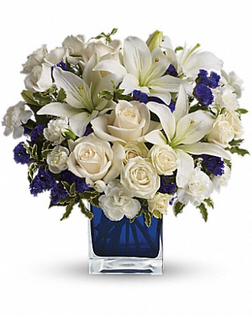 Sapphire Skies Bouwuet Bouquet