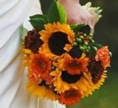 Sarah Wedding Bouquet