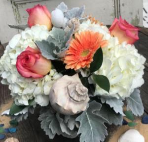 Sarah's Summer Special  cube vase  in Woburn, MA | HILLSIDE FLORIST INC.