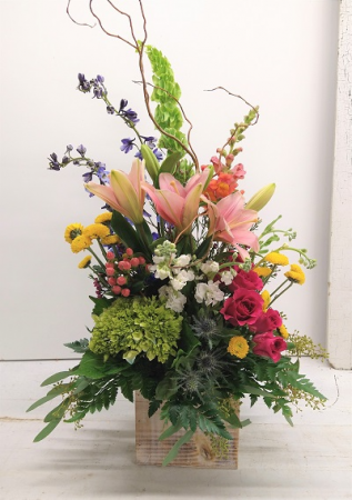 Sassy and Fun Arrangement