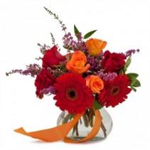 Sassy Breeze Fresh Flower Arrangement