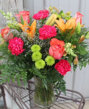 Fresh Flower Vase Fresh Flower Vase