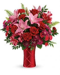 Satin Kisses Bouquet
