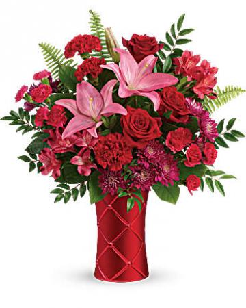 Satin Kisses Valentines Day