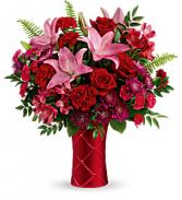 Satin Kisses Valentin's day