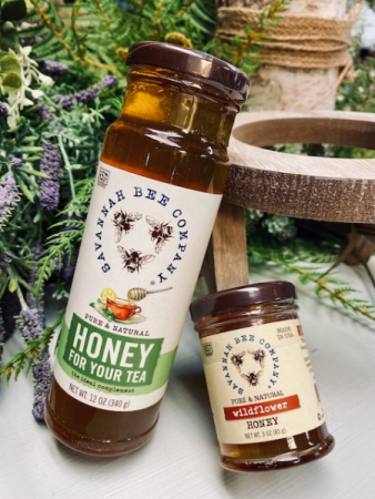 SAVANNAH BEE COMPANY HONEY FOR TEA