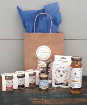 Savannah Honey Sampler Gift Set  in Bluffton, SC | BERKELEY FLOWERS & GIFTS