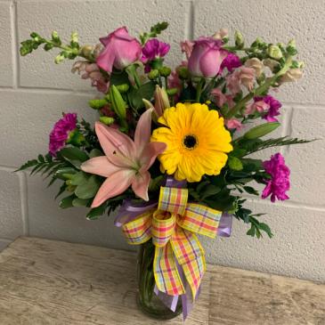 SAVANNAH STYLE Floral Arrangement