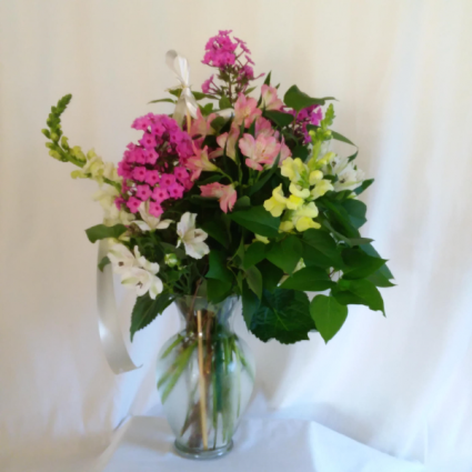 Designers Choice Save The Day Bouquet Vase