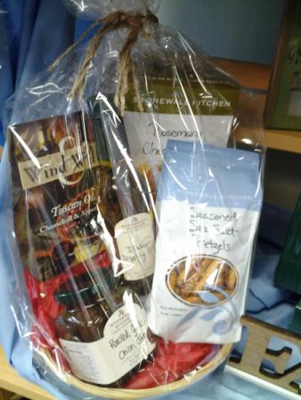 Savory Snack! Gift Basket