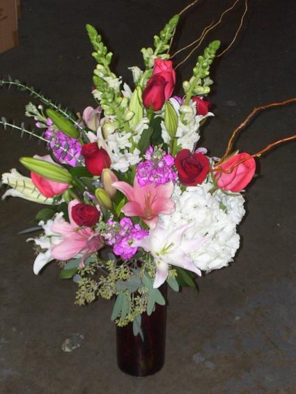 GORGEOUS MIX Fresh flowers