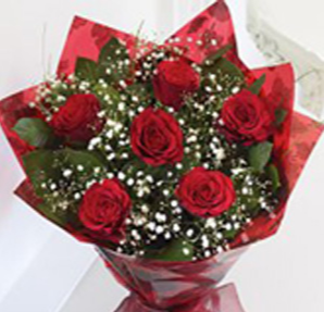 Say I Love You 6 Roses