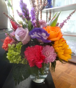Say It Loud! Mixed Vase Arrangement in Montgomery, NY | MONTGOMERY FLORIST