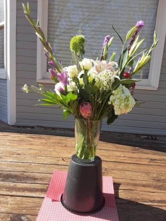 SAZAM!!!!!!! valentines upscale mix flowers