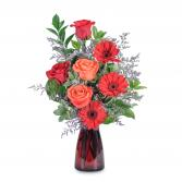 Scarlet Crush Arrangement