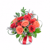 Scarlet Fire Arrangement