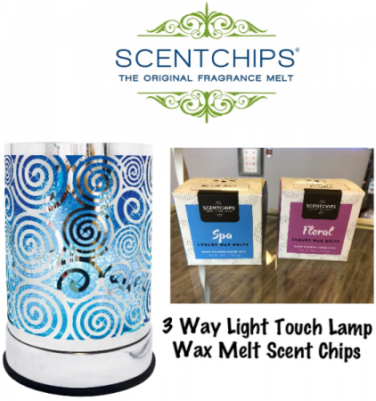 Scent Chips Lantern and Wax Melts