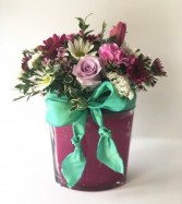 Scented Beauty Colonial Candle Arrangement