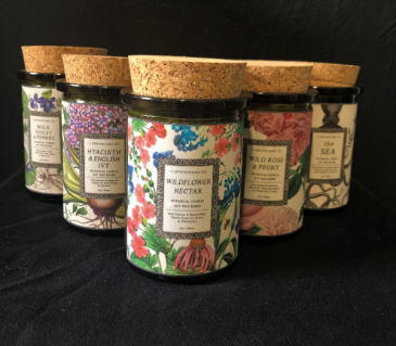 Scented Candles 6 oz Candles 40 hr burn time
