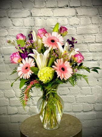 Scented Dream Vase Arrangement