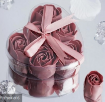 Scented Rose Soap Gift Box - Dusty Rose Add-on