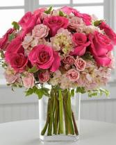 Scrumptious Pinks Lavish Collection