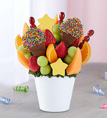 Scrumptious Surprise 16793 Fruit Bouquet