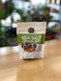 Sea Salt Caramel Bites