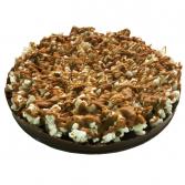 Sea Salt Caramel Pizza Gourmet Dessert