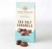 Sea Salt Caramels Sweet Shop USA Handmade Chocolate