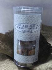 Sea Salt Vanilla Caramels