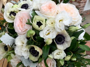 Sea Waltz Vase arrangement in Northport, NY | Hengstenberg's Florist