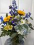 Seaside Sun Vase Arrangement