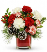 Season Greetings Arrangement