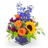 Season of Dreams Fresh Floral Arrangement