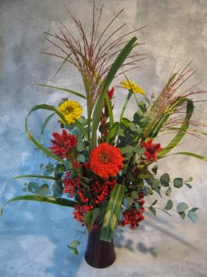 'Season of Flowers' Flower of the Month Club 3, 6 or 12 Monthly Bouquets in Ithaca, NY | BUSINESS IS BLOOMING