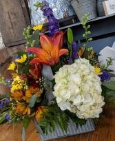 Season of Thanks Fresh Floral Design