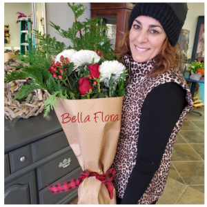Seasonal Bouquet Cut Flowers in Sudbury, ON | BELLA FLORA