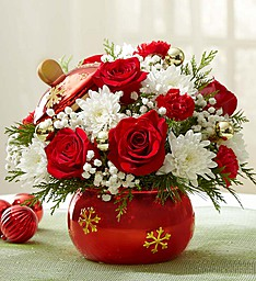 Seasonal Celebration! Keepsake Ornament, Sale this week reg $64.99 in Gainesville, FL   PRANGE'S FLORIST