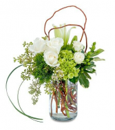 Seasonal Elegance Vase Arrangement