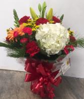 Seasonal Flowers! 002 Floral Design