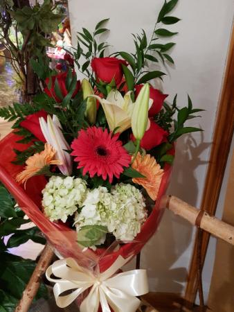 SEASONAL FLOWERS BOUQUET