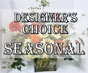 Designer's Choice Seasonal  in Hot Springs, AR | Flowers & Home of Hot Springs