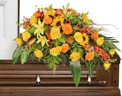 SEASONAL REFLECTIONS Funeral Flowers